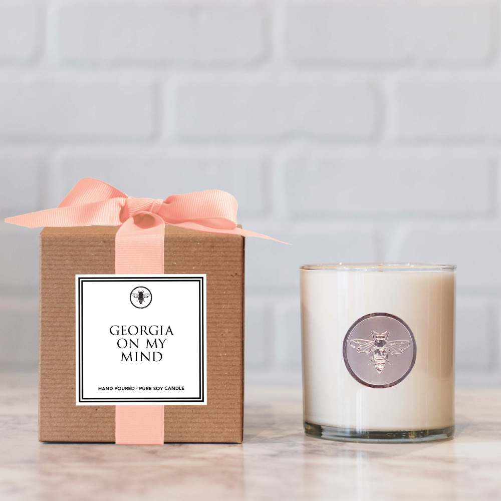 Georgia On My Mind Candle
