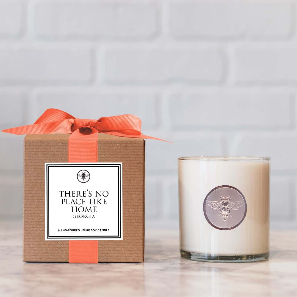 There's No Place Like Home Georgia Candle