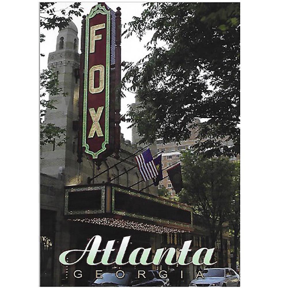Fox Theatre Post Card