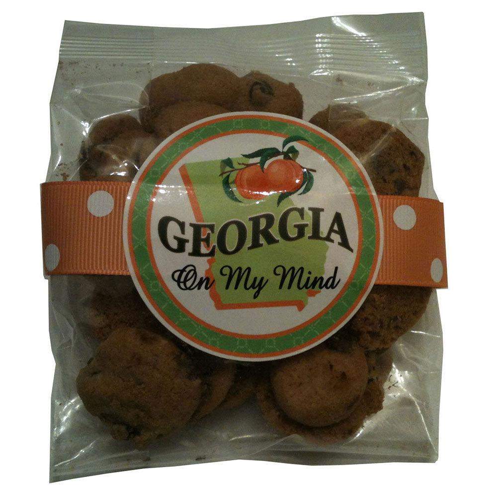 """Georgia On My Mind"" Chocolate Chip Cookies"