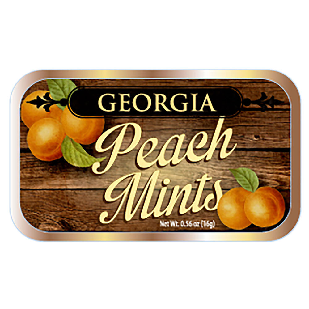 Georgia Peach Mints