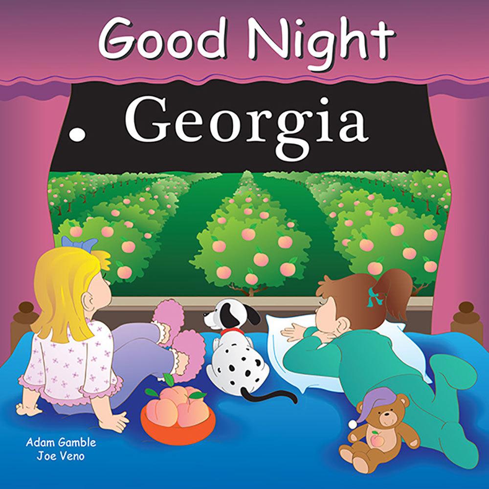 Good Night Georgia Book