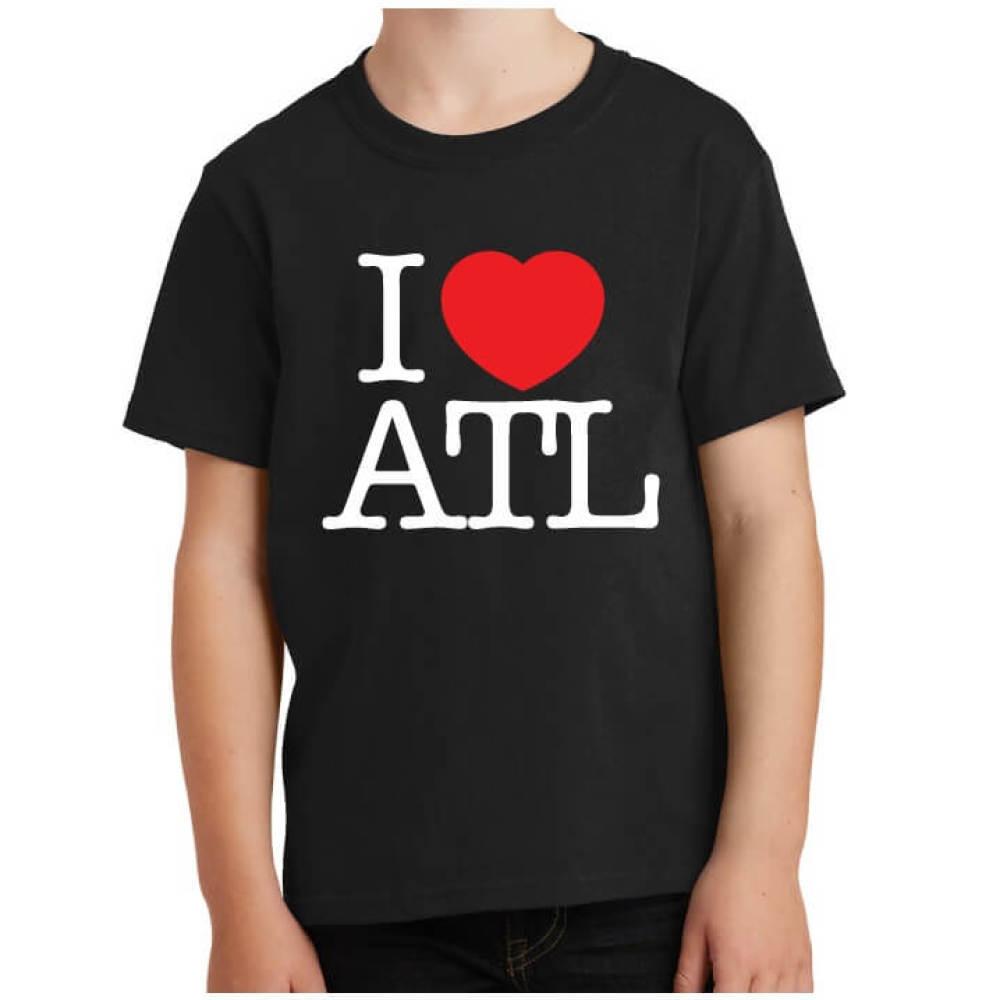 I Heart ATL Youth Shirt