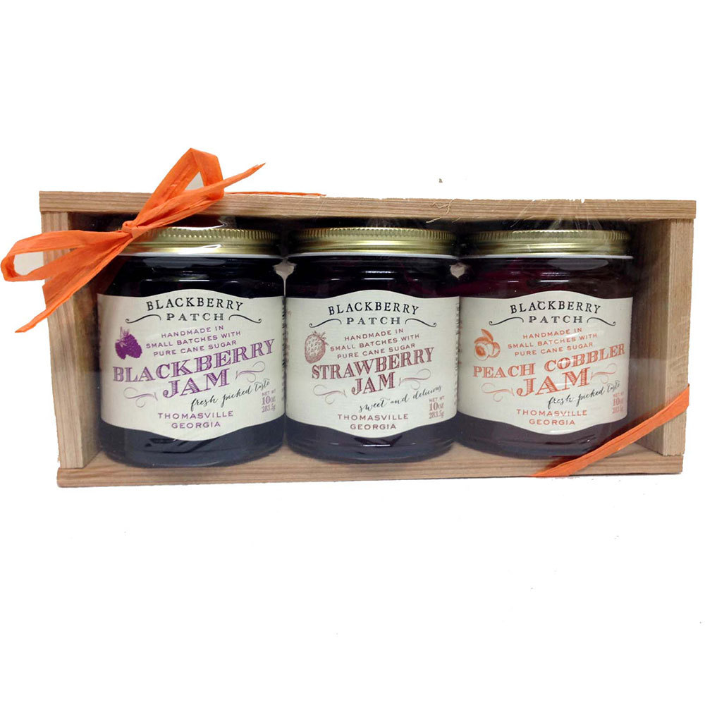 Georgia Jams Gift Crate