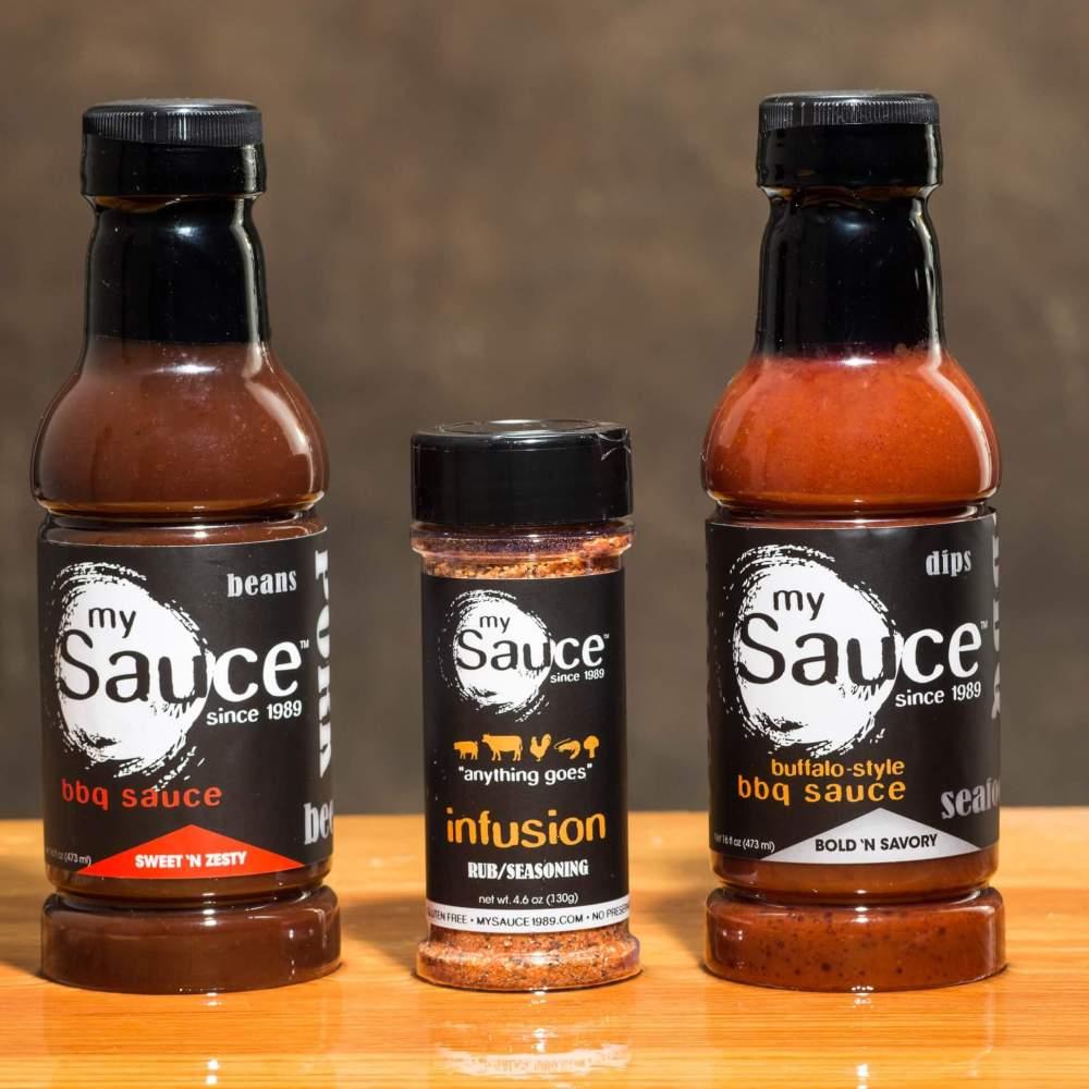 My Sauce