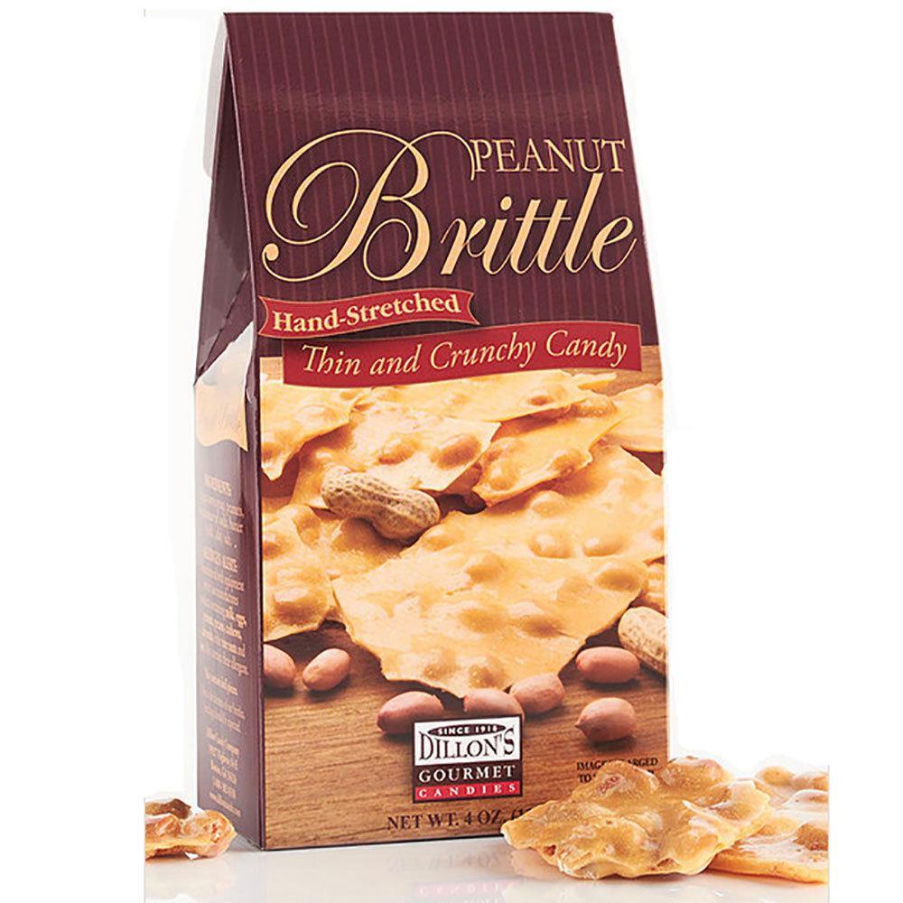 Old Fashioned Peanut Brittle 4oz