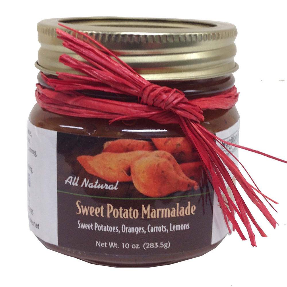 Sweet Potato Marmalade