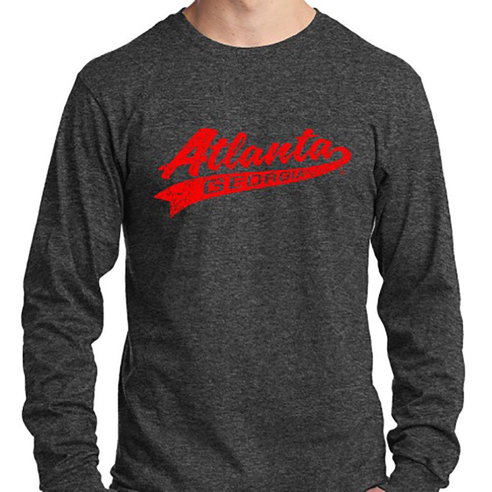Team Atlanta Long Sleeve Shirt