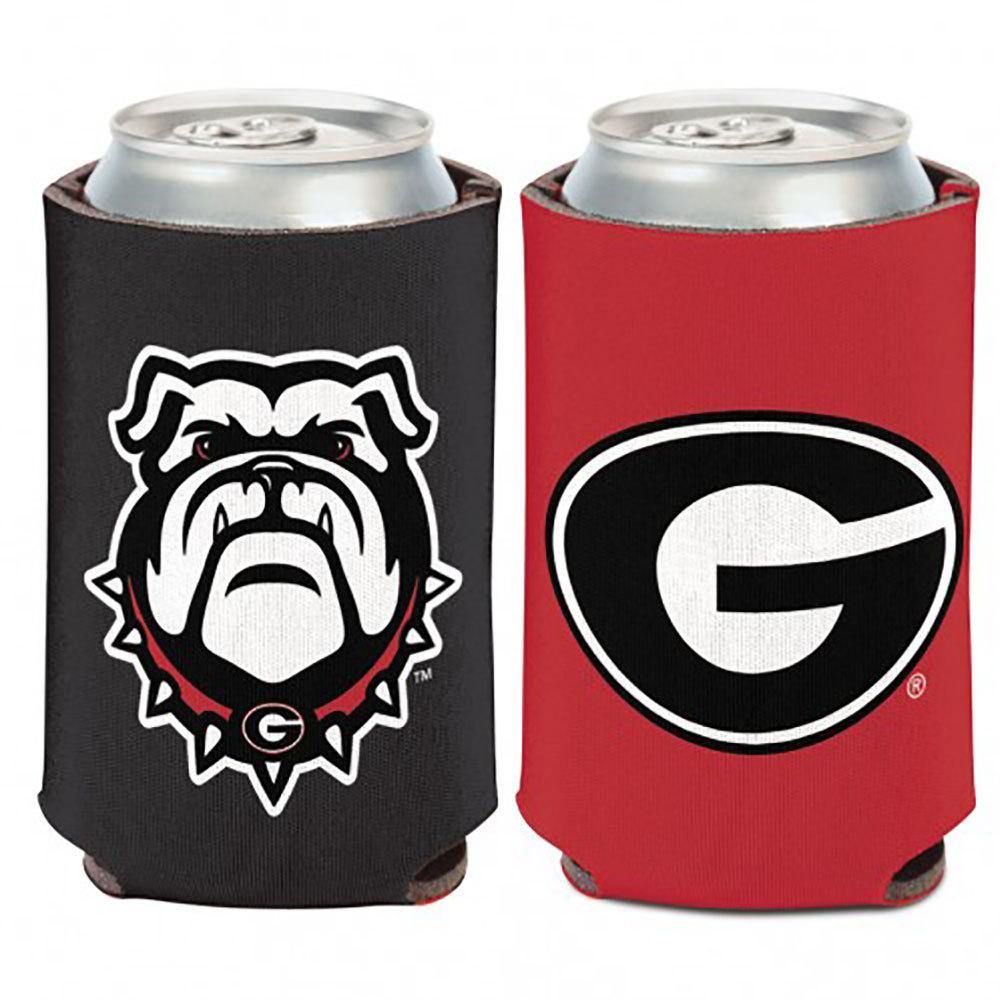 UGA Georgia Bulldogs Can Holder