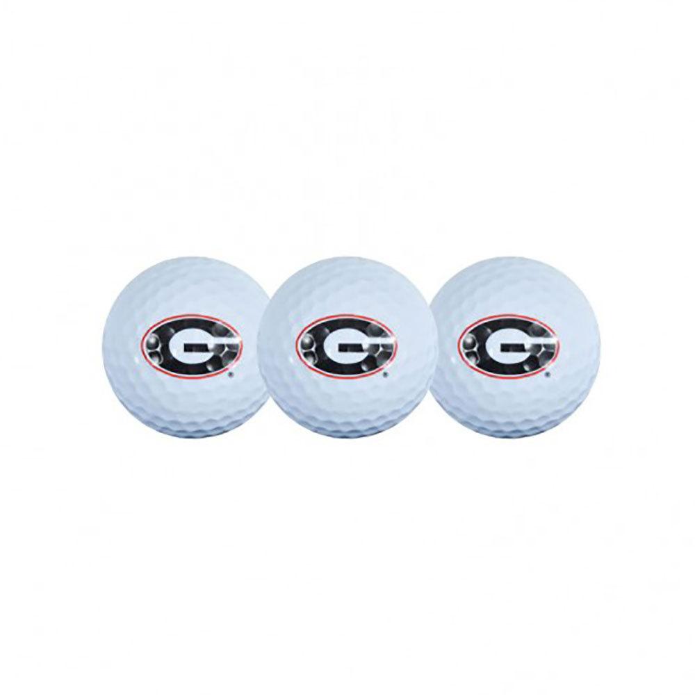 Georgia Bulldogs Golf Balls
