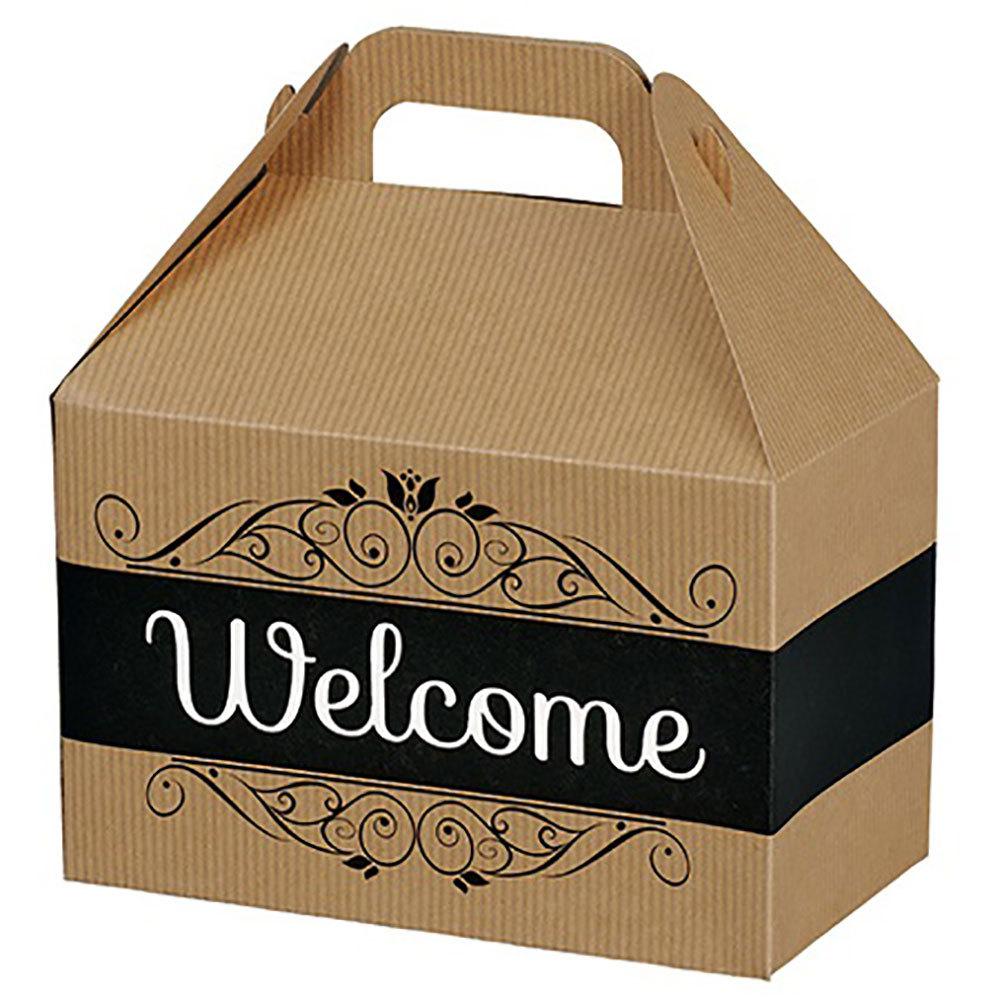 Welcome Gable Box