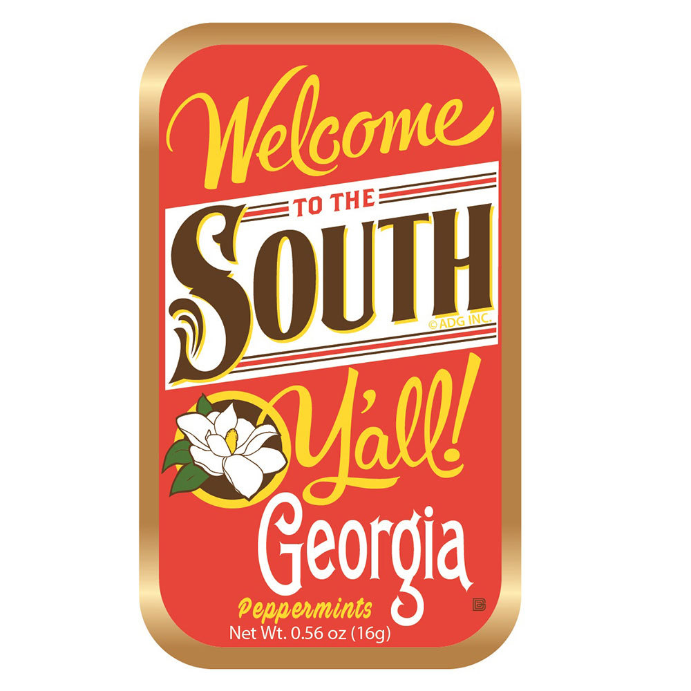 Welcome To The South Georgia Mints