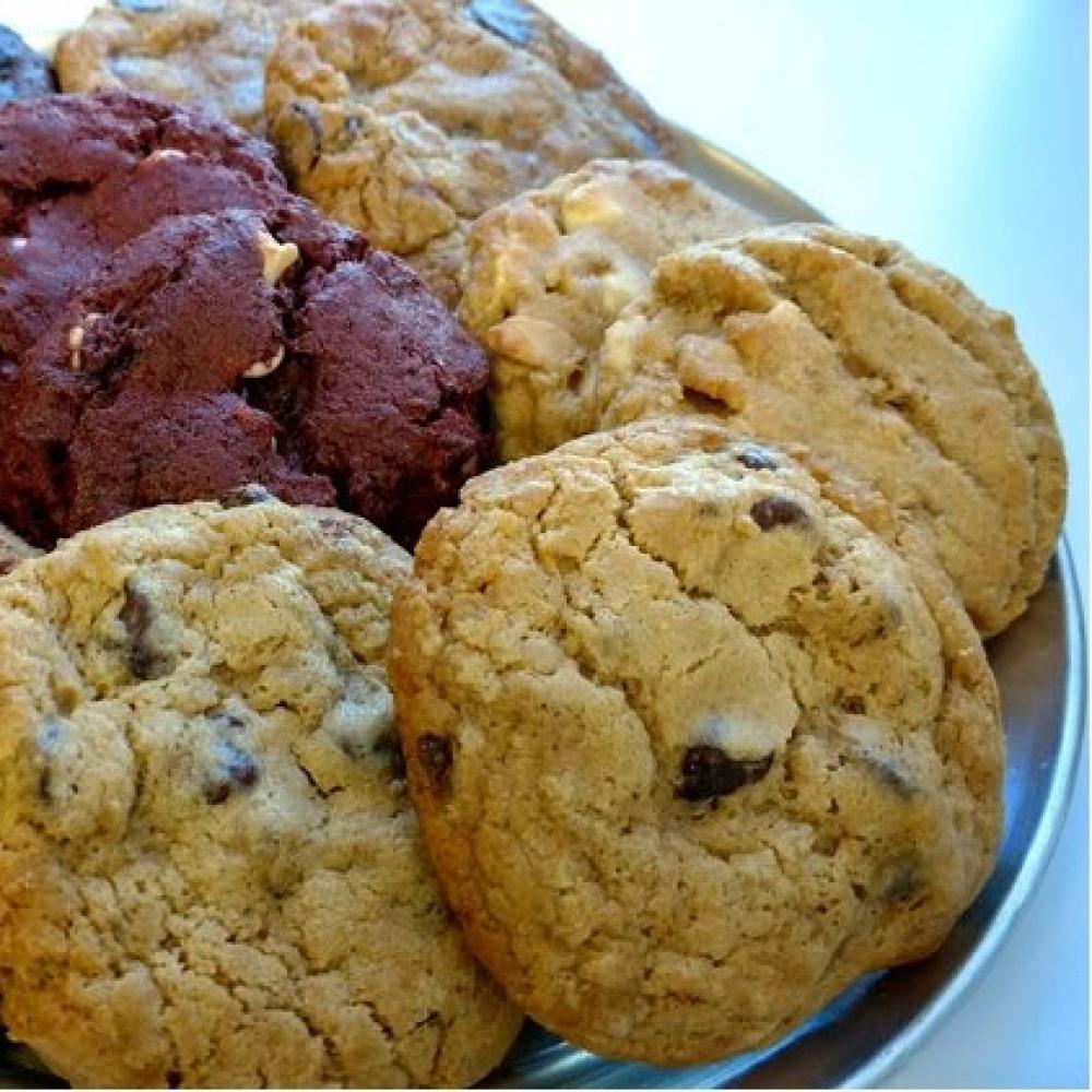 Cookie-Gram Gourmet Cookies Gift Box