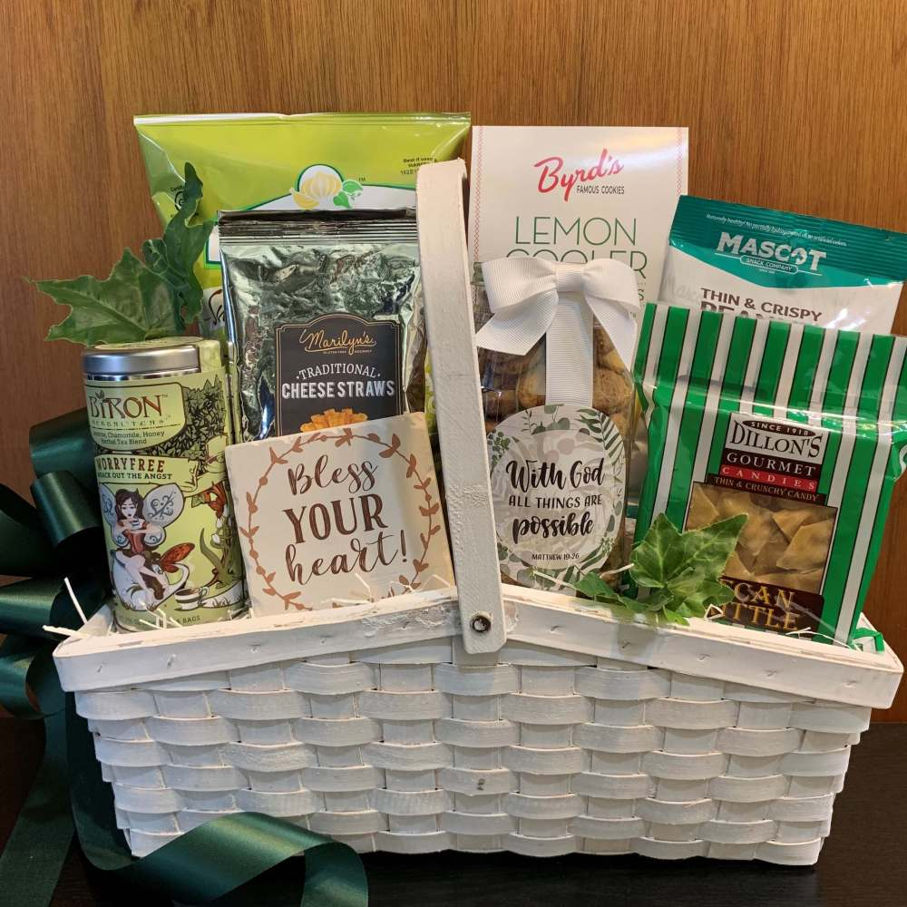 Blessings To You Inspirational Basket