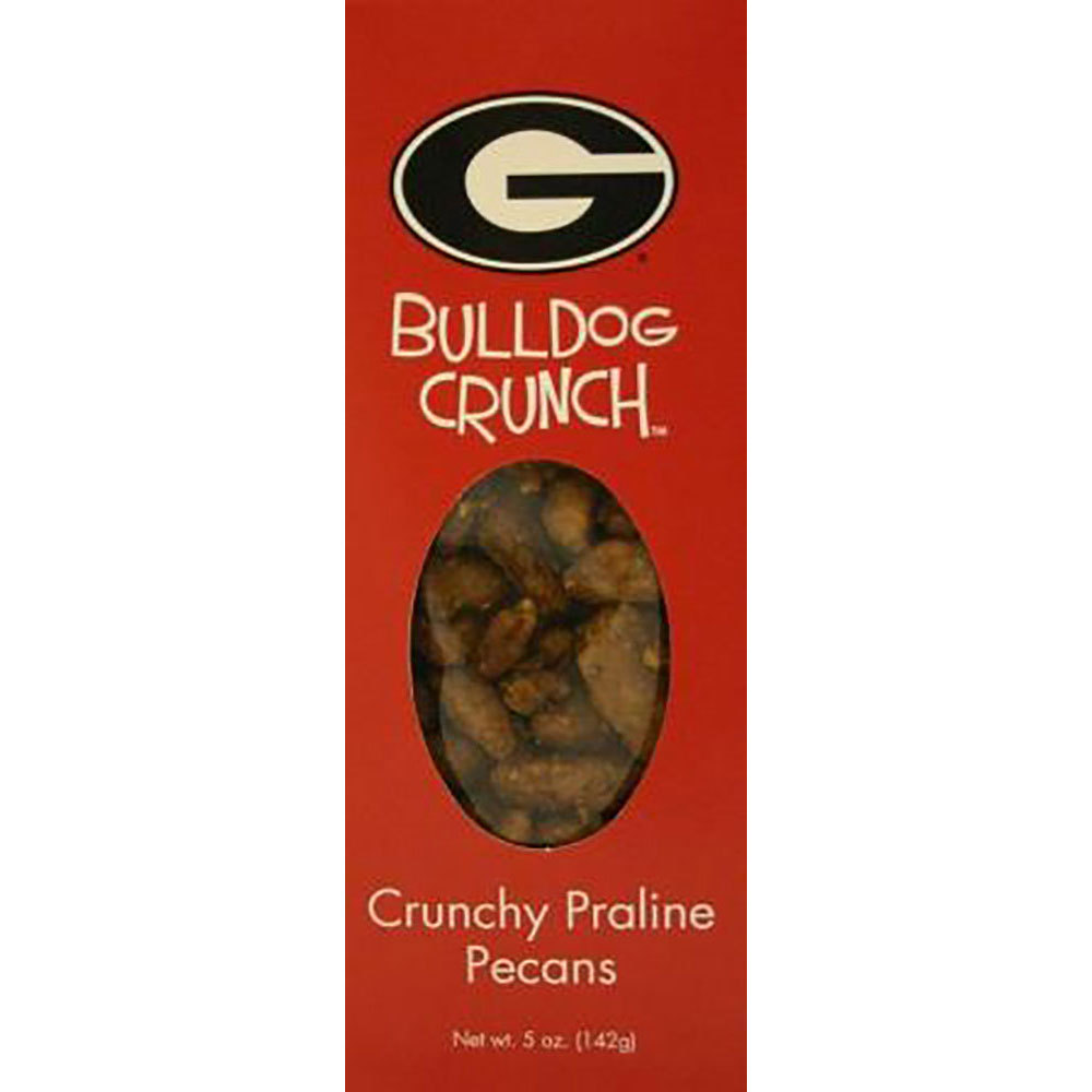 UGA Georgia Bulldog Crunch Pralines