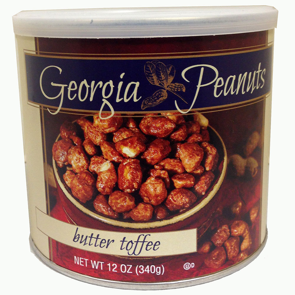 Butter Toffee Georgia Peanuts