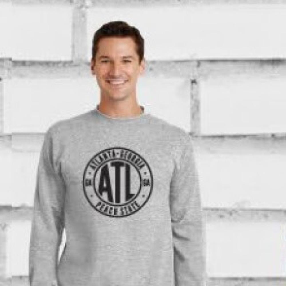 Atlanta Circle Fleece Shirt