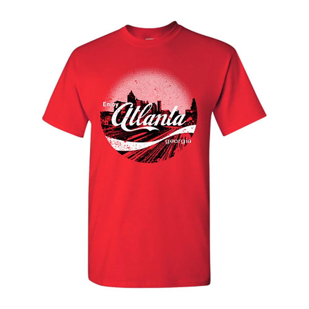 Enjoy Atlanta Souvenir T Shirt