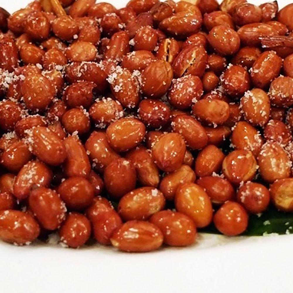 Southern Fried Peanuts