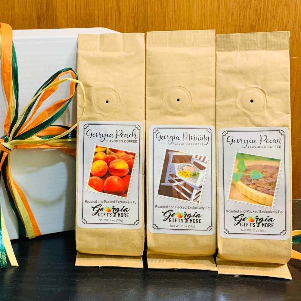 Georgia Java Gourmet Flavored Coffees