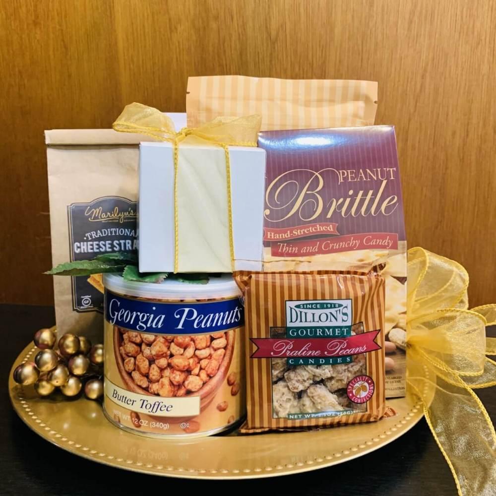 Georgia Gold Gourmet Gift Basket