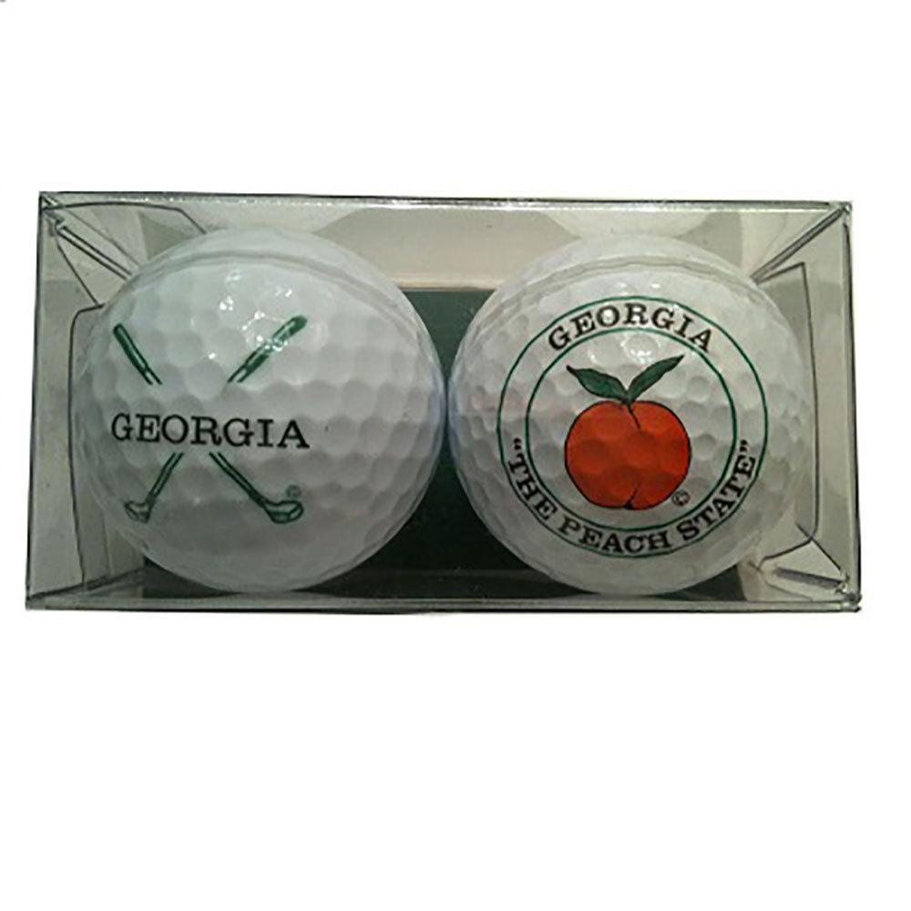 Georgia Peach Golf Balls