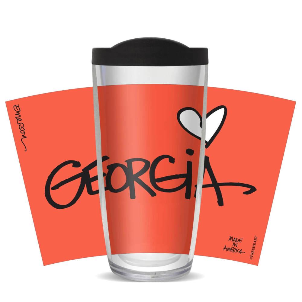 Georgia Love Tumbler