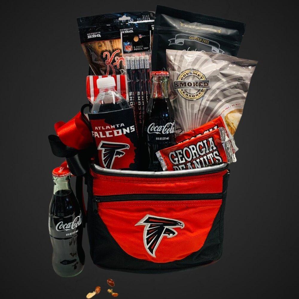 Go Falcons Gift Basket