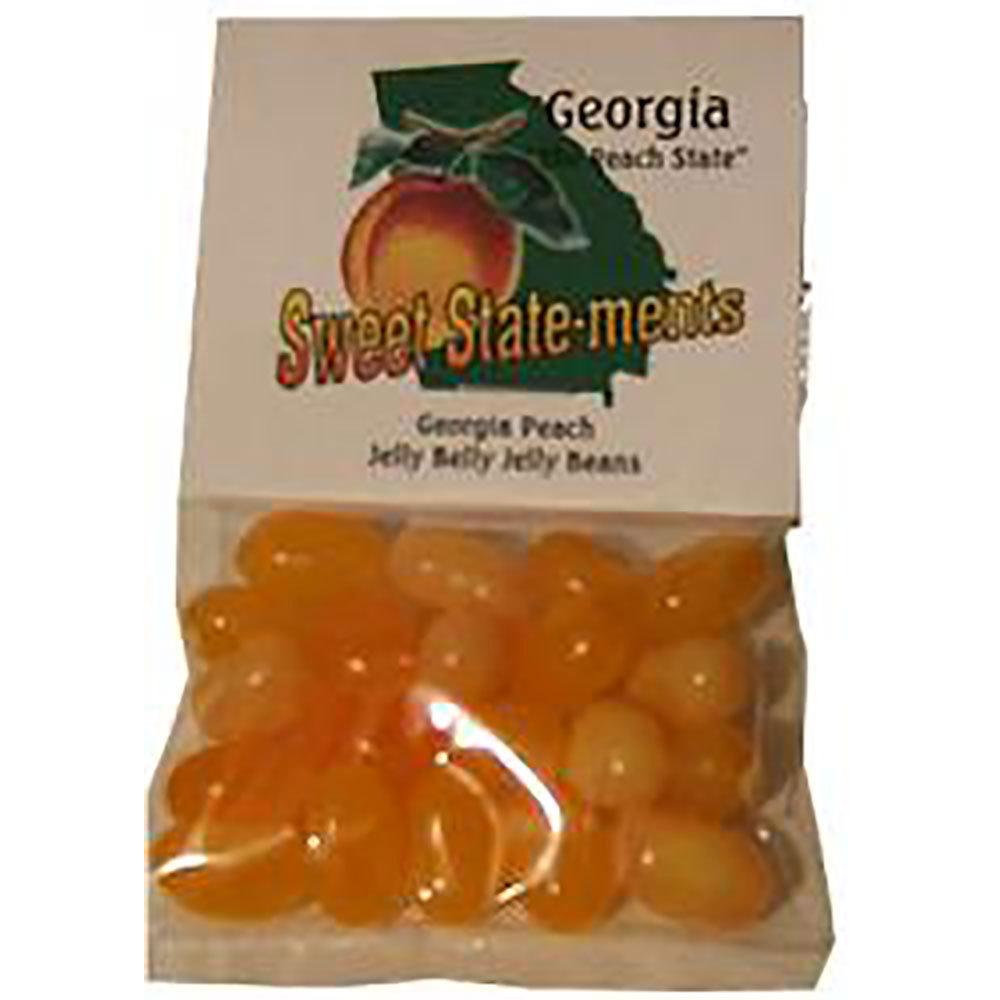 Georgia Peach Jelly Beans