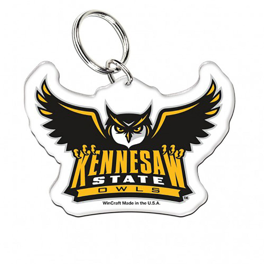 Kennesaw State Key Chain