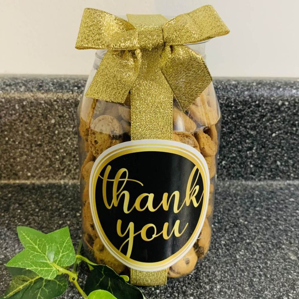 Nam's Thank You Cookies