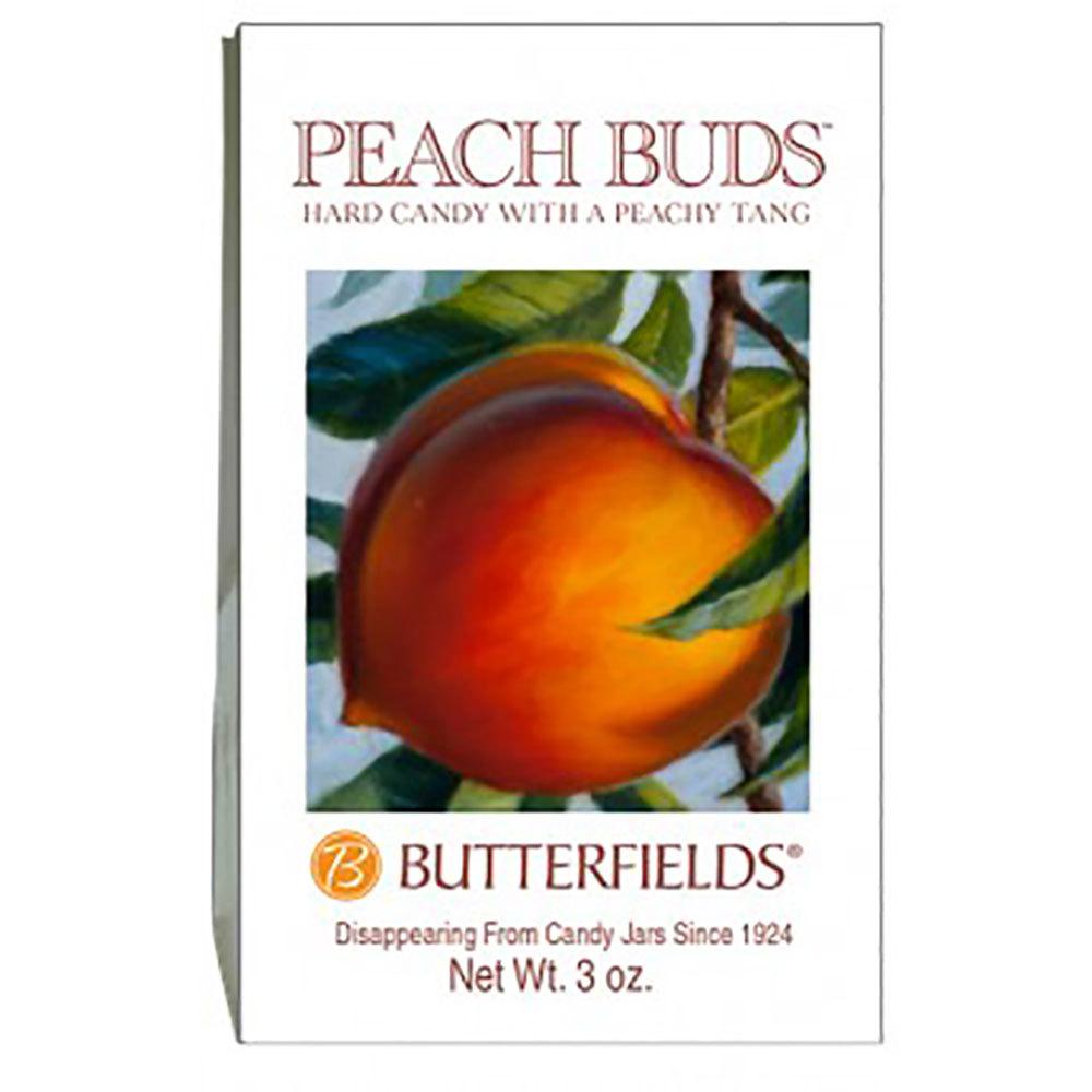 Peach Buds Candy