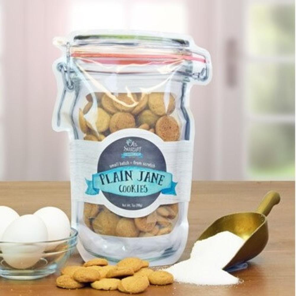 Nam's Plain Jane Butter Cookies