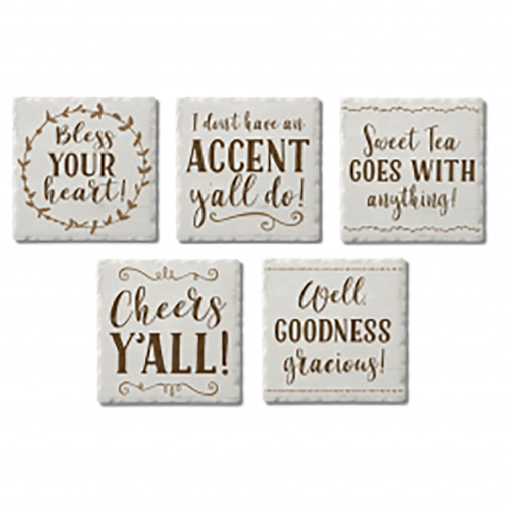 Southern Sayings Coasters
