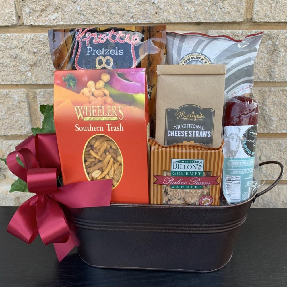 Southern Savories Gift Basket