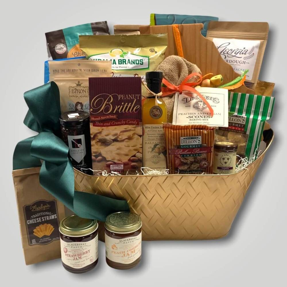 Southern Selects Georgia Gift Basket