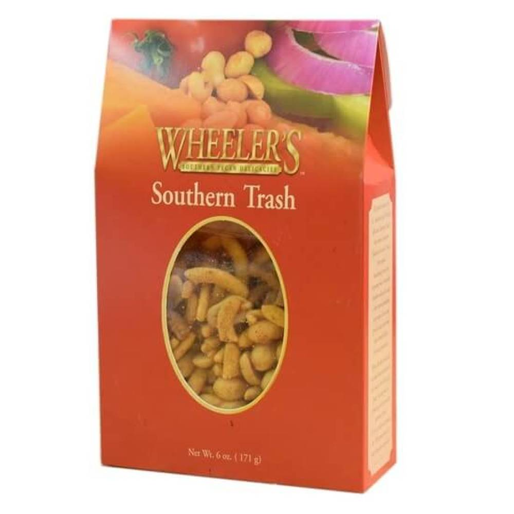 Southern Trash Spicy Snack Mix