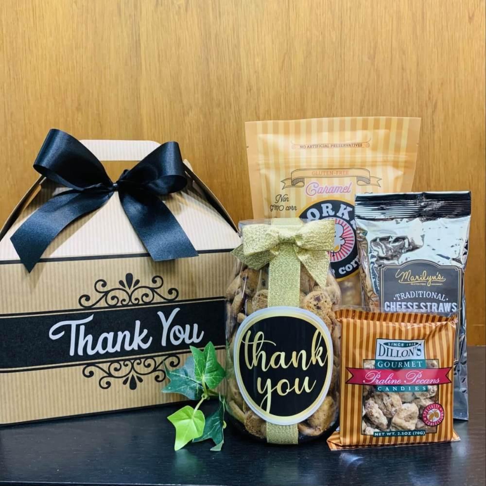 Thank You Gourmet Box