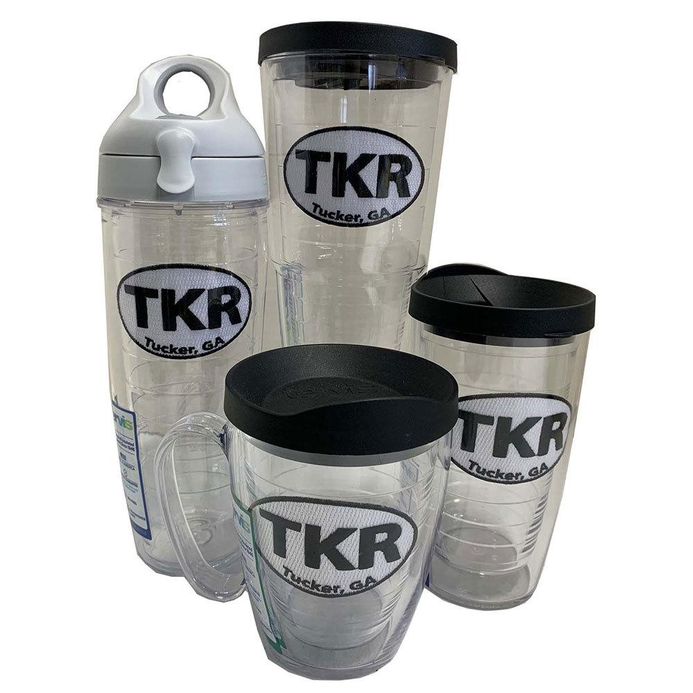 TKR Tucker Tervis Tumbler