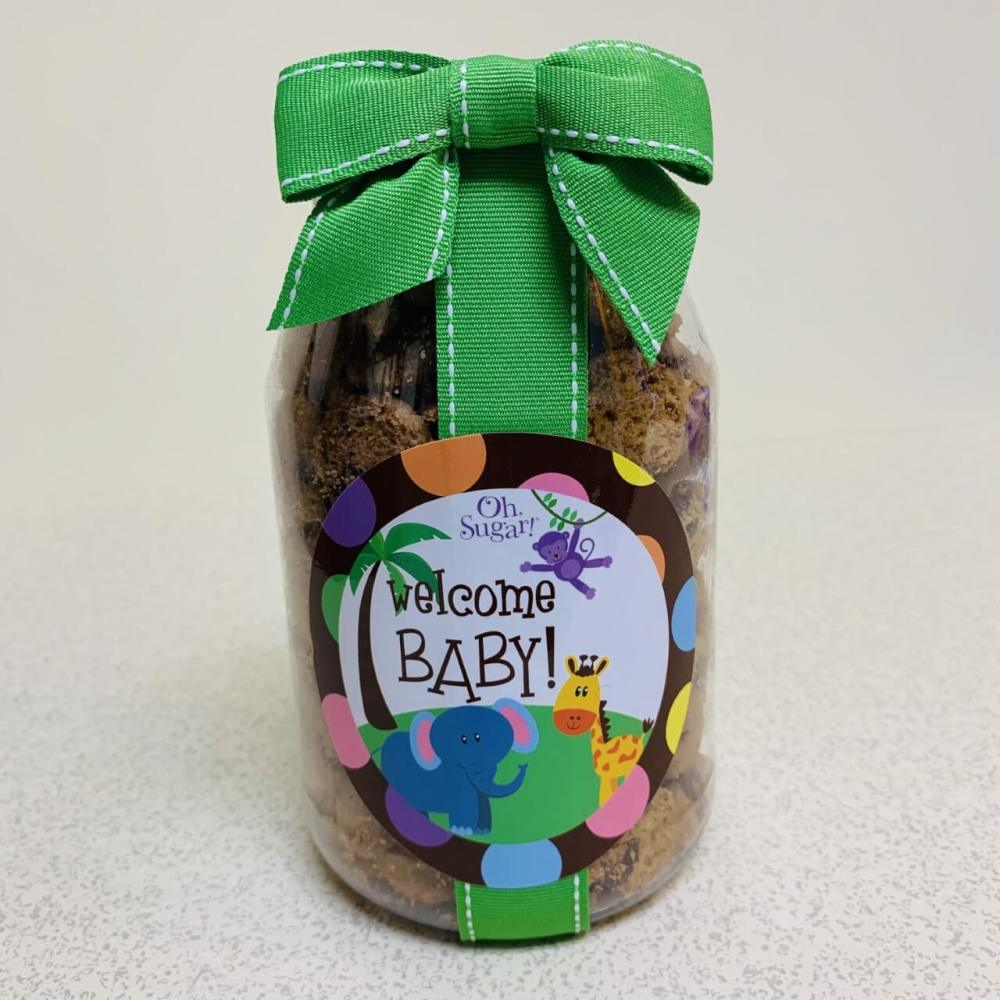 Welcome Baby Chocolate Chip Cookies