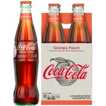 Coca Cola Peach Soda