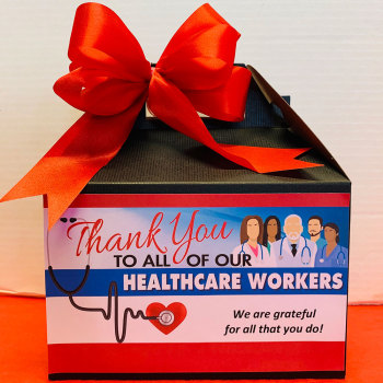 Healthcare Heroes Thank You Gift