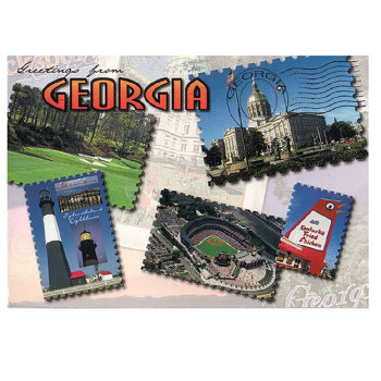 Georgia Postcards