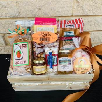 Taste of Georgia Gift Basket