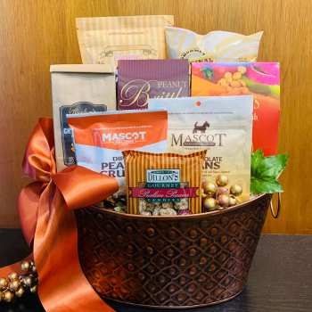 Warmth Of The Season Gift Basket