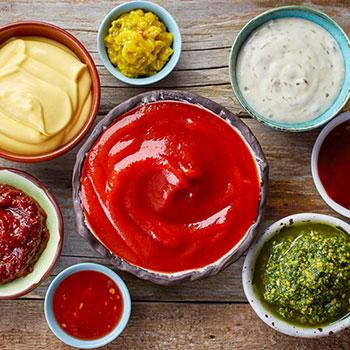 Condiments & Mixes