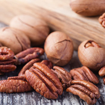 Peanuts and Pecans