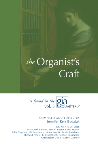 The Organist's Craft