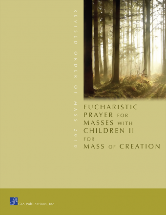 Eucharistic Prayer III with Additional Prefaces for