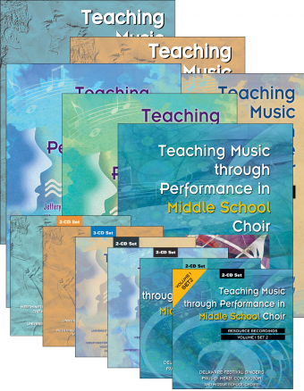 Complete Choir Bundle: Books and CDs